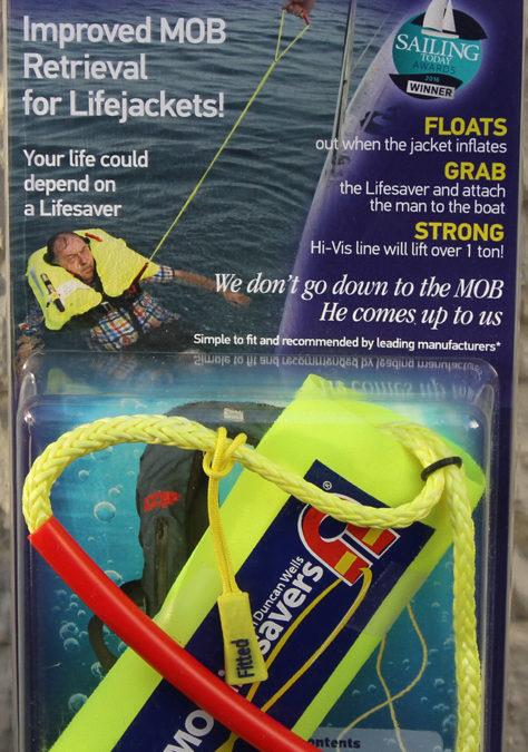 You don't need to own a lifejacket to have a Lifesaver